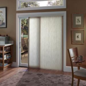 Cellular Shades Side Door