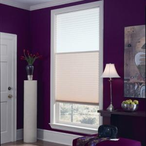 Pleated Shades Room