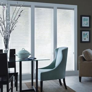 Sheer Blinds By Table