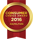 Hamilton News Readers' Choice Award 2014