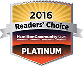 The Spec Readers' Choice Award 2016