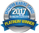 The Spec Readers' Choice Award 2017
