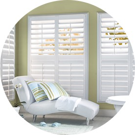Shutters & Blinds Home Decor